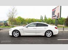 2016 BMW 6 Series Gran Coupe Review autoevolution