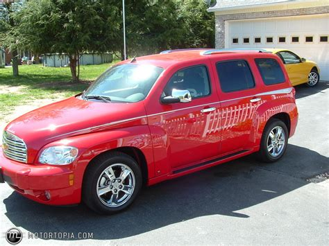 View Of Chevrolet Hhr Lt Photos Video Features And