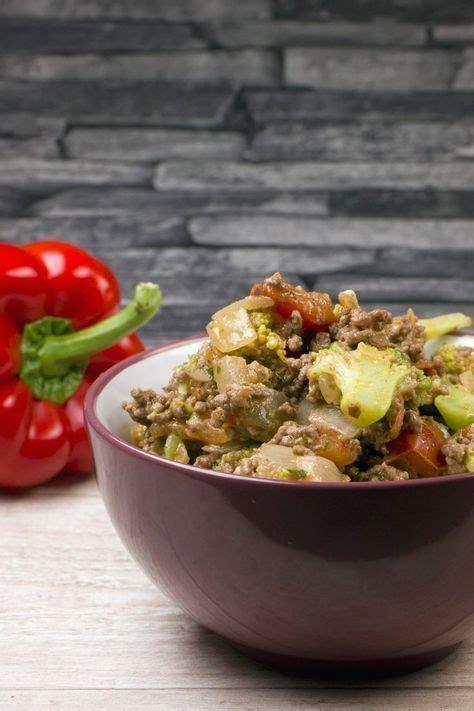 schnelle low carb gerichte schnelle low carb brokkoli hackfleisch pfanne rezept low carb hackfleisch