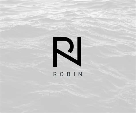 rn logo monogram  behance