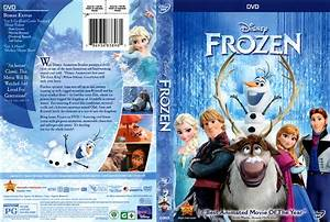 Frozen DVD Cover (2013) R1