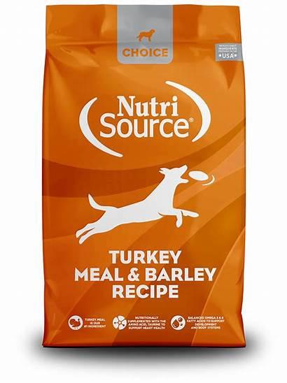 Choice Turkey Barley Meal Nutrisource Recipe Dogs