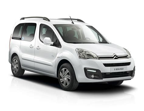 Citroen Reveals Fully Electric Berlingo Multispace With