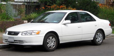 2001 TOYOTA CAMRY - Image #8