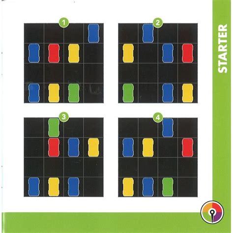 parking tournis jeu de logique smart games