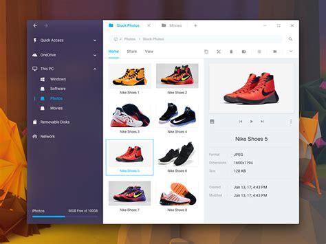 windows  file explorer template xdgurucom