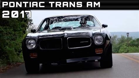 Trans Am 2017 by 2017 Pontiac Trans Am Review Rendered Price Specs Release