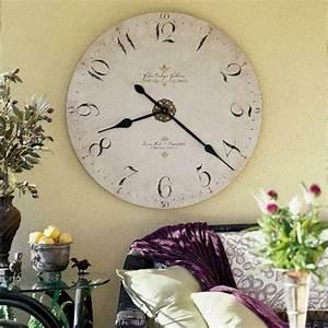 Horloge Murale Maison Du Monde : 45 id es pour le plus cool horloge g ante murale ~ Teatrodelosmanantiales.com Idées de Décoration
