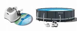 Wieviel Liter Passen In Einen Runden Pool : intex salzwassersystem bis liter ~ Orissabook.com Haus und Dekorationen