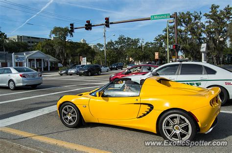 Lotus Elise Spotted In Sarasota, Florida On 12262013