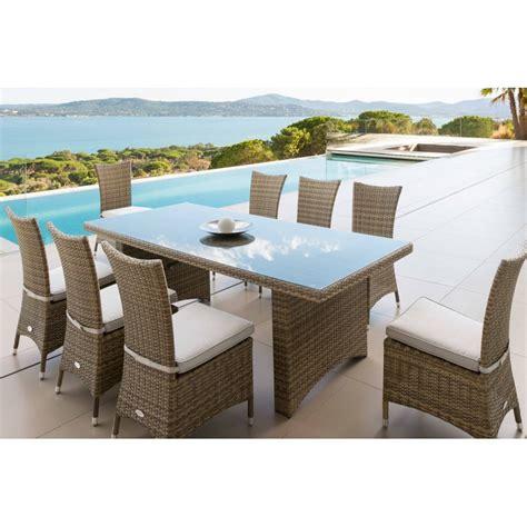 alinea chaise jardin stunning table de jardin resine hesperide gallery