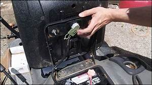 How To Test Lawn Mower Seat Safety Switch