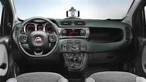 Dimensioni Fiat Panda 4x4 2016, bagagliaio e interni