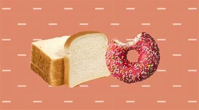 Bread Sugar Diet Happens Cut