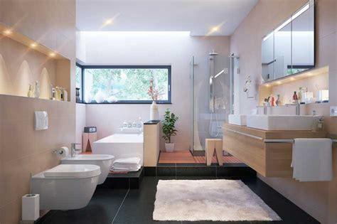Badezimmer Gestalten  Eleganten Und Modernen Stil