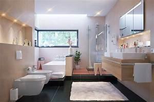 Ideen Mit Fotos : badezimmer gestalten eleganten und modernen stil ~ Indierocktalk.com Haus und Dekorationen