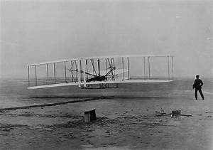 Orville Wright - The Historic First Flight