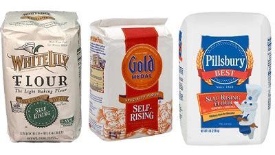 Self Raising Flour Vs Cake Flour