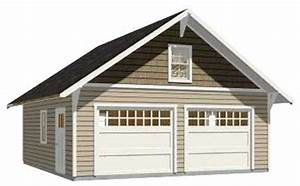 download free garage plans 24x24 plans free With 24x24 pole barn plans