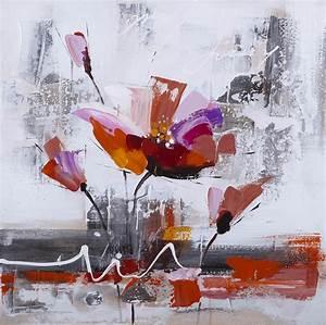 Tableau Peinture Sur Toile : peinture sur toile ~ Teatrodelosmanantiales.com Idées de Décoration