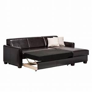Echtleder Sofa Mit Schlaffunktion : fredriks sofa mit schlaffunktion f r ein modern l ndliches zuhause home24 ~ Bigdaddyawards.com Haus und Dekorationen