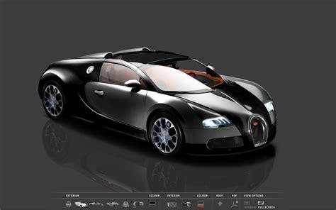 Build Your Own Bugatti Grand Sport!