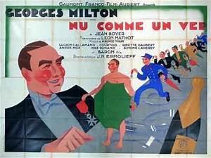 Nu Comme Un Ver : nu comme un ver 1933 unifrance films ~ Medecine-chirurgie-esthetiques.com Avis de Voitures