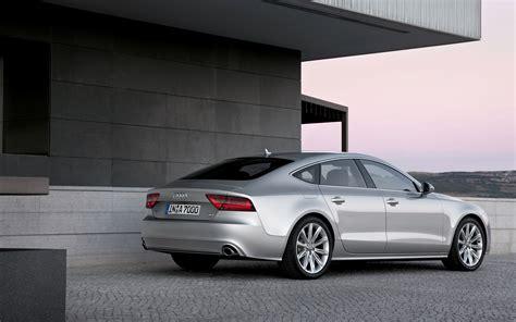 Audi A7 Backgrounds audi a7 sportback quattro wallpaper desktop background
