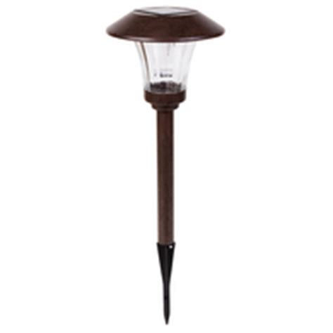 solar garden lights from lowes lighting outdoor patio