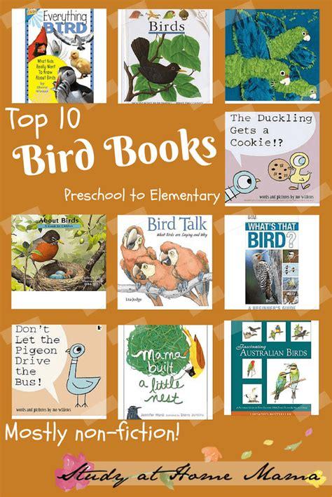 preschool bird books top ten bird books for montessori preschoolers study at 170