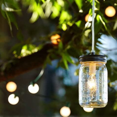 Mason Jar Pendant Light Kit World Market
