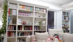 Weiße Regale Ikea : so verwandelst du dein billy von ikea in ein edles ~ Michelbontemps.com Haus und Dekorationen