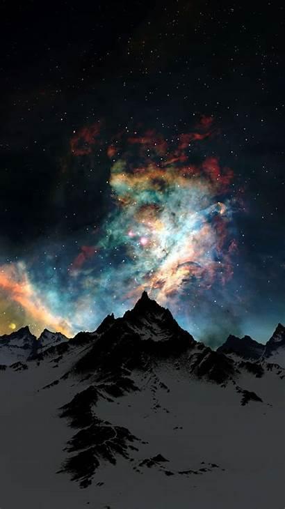 Iphone Wallpapers Aurora Alaska Northern Lights Borealis