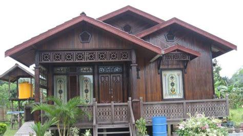tetap nyaman  rumah kayu tribunnewscom