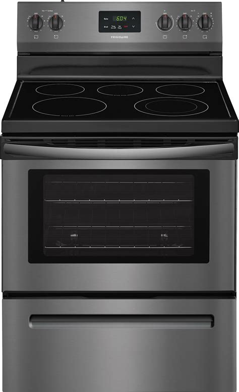 electric frigidaire stove stoves range cooking gas ranges stainless steel freestanding convert brand heating ajmadison