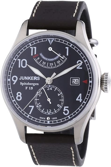 Amazon.com: Junkers 6160-2 Automatic Power Reserve ...