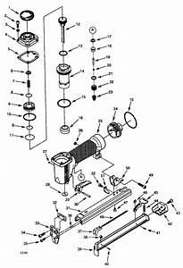 Craftsman 351182910 Power Stapler Parts
