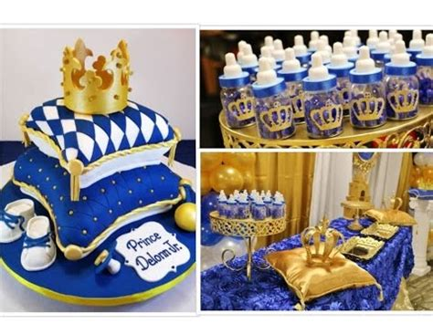 A New Prince Baby Shower Theme by Royal Prince Baby Shower Ideas For Boys Part 1