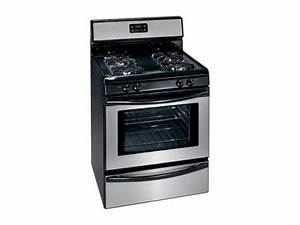 Frigidaire Sealed Burner Gas Range With Manual Clean Oven