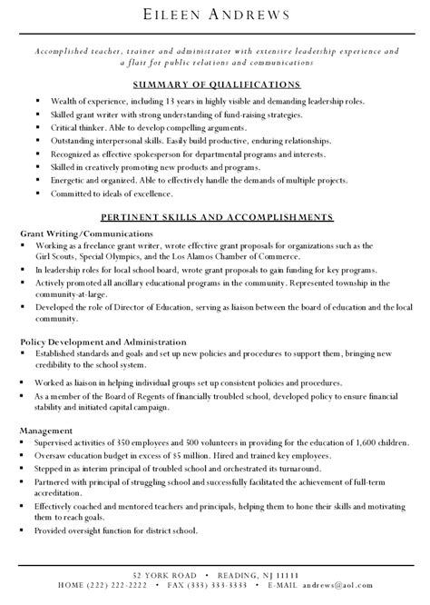 Advices for Resume Writing