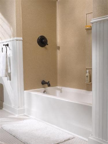 bathtub wall surround 27 best images about bathtub surrounds on