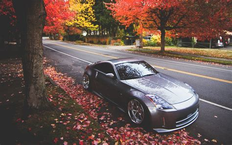 nissan 350z wallpaper and background image 1680x1050