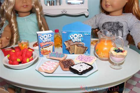 Diy American Girl Pop Tarts • American Girl Ideas