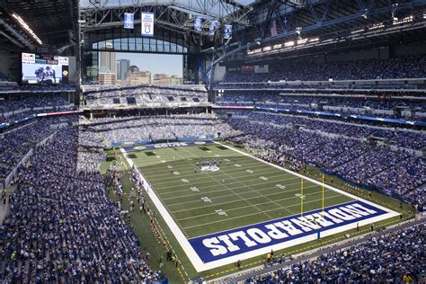 indianapolis colts fan forum colts need fans in seats for success the blue mare