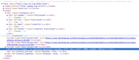 html div class html removing a div with no id or class with javascript