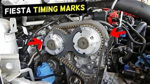 Ford Fiesta Timing Marks Mk7 2011 2012 2013 2014 2015 2016