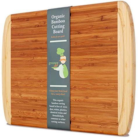 bamboo cuttingboard