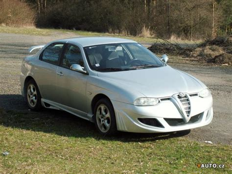 Prodám Alfa Romeo 156 2.0 T. Spark 114kw Prodej Alfa Romeo