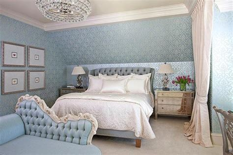 light blue room decor chic bedroom decorating ideas enhancing classic style with