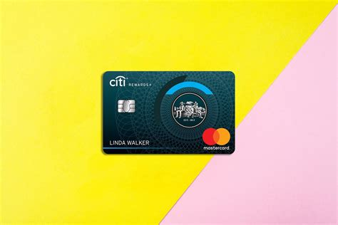 Add authorized users · fraud security · pick your payment date Citi Rewards+ Card Review